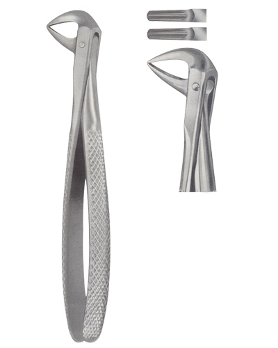Tooth Forceps for Lower Roots